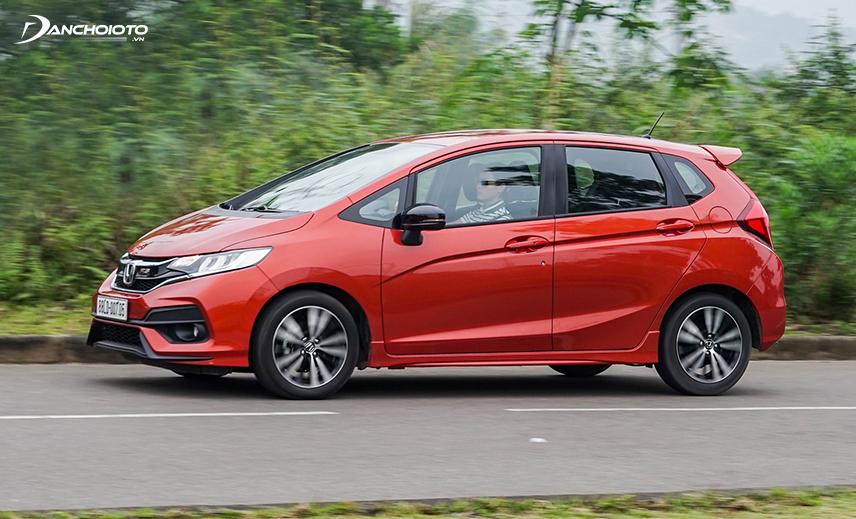 Honda Jazz 2019 là mẫu xe hatchback 5 cửa 600 triệu đáng mua nhất