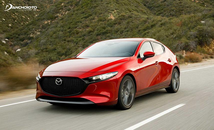 Mazda 3 2019 là mẫu xe ô tô giá 600 - 700 triệu sở hữu nhiều ưu điểm toàn diện nhất