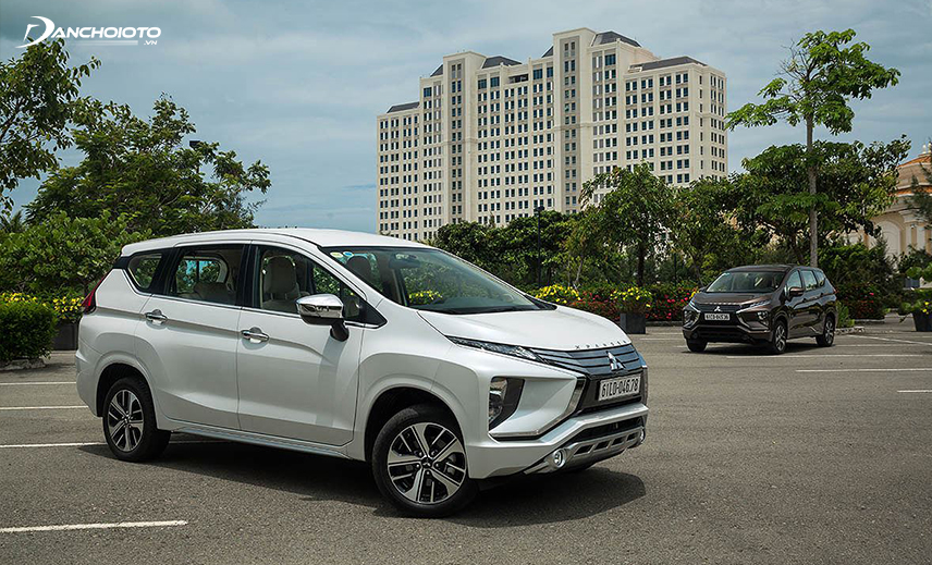 Mitsubishi Xpander 2019 là chiếc xe 7 chỗ giá 600 triệu đáng tiền nhất hiện nay