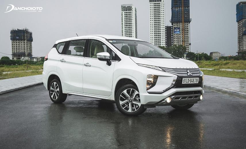 Mitsubishi Xpander 2019 là mẫu xe 7 chỗ khoảng 600 triệu bán chạy nhất hiện nay