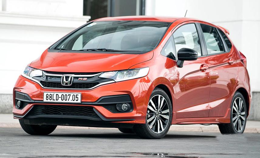 Mua Honda Jazz 2019 tầm giá 600 triệu, người mua có thể chọn phiên bản cao nhất Jazz 1.5RS