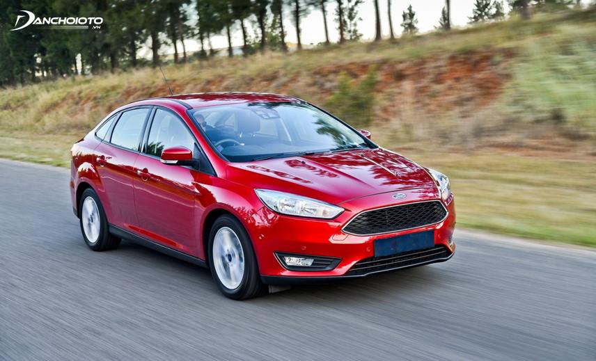 Trong phân khúc xe ô tô giá 600 triệu, Ford Focus 2019 có hiệu suất vận hành cao nhất