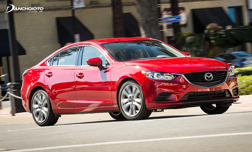 Mua xe Nhật hạng D cũ giá khoảng 600 triệu, Mazda 6 2013 - 2014 cũ là lựa chọn đáng mua nhất