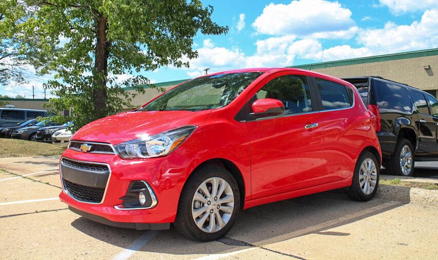 Đánh giá Chevrolet Spark 2017 cũ: Cải tiến hơn về sức mạnh vận hành
