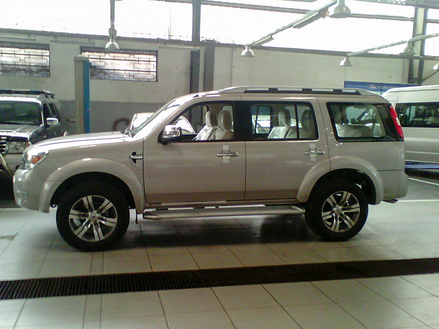 Ford Everest 2011 là lựa chọn xe SUV cũ đáng giá trong khoảng 500 triệu đồng