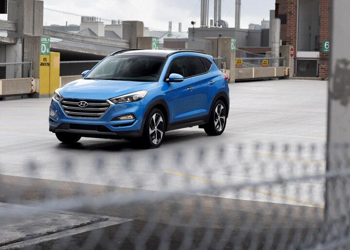 Đánh giá Hyundai Tucson 2019: Xe 5 chỗ gầm cao giá nhẹ nhất phân khúc