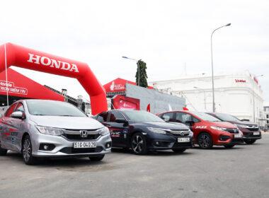 dòng xe bán chạy nhất của Honda ôtô