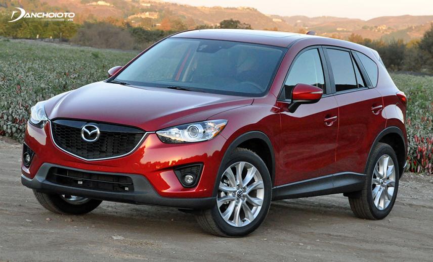 Bên cạnh nhiều ưu điểm, người dùng đánh giá Mazda CX-5 cũ 2015 - 2016 có không ít nhược điểm