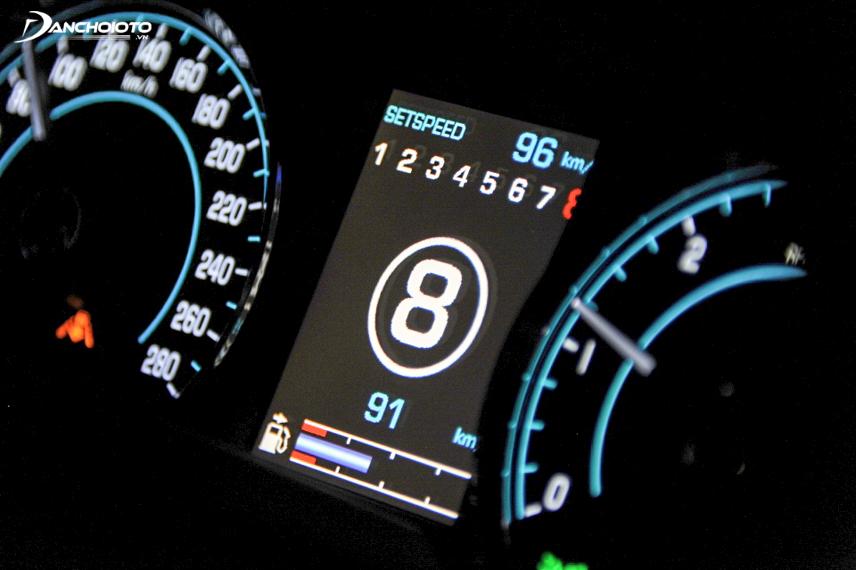 Động cơ tăng áp tiết kiệm nhiên liệu