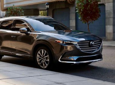 Đánh giá xe Mazda CX-9