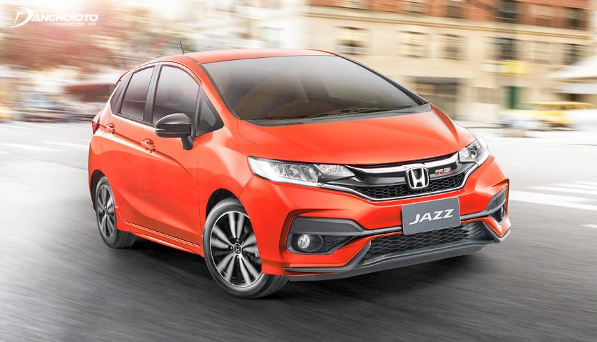 Honda Jazz thống trị phân khúc hatchback hạng B