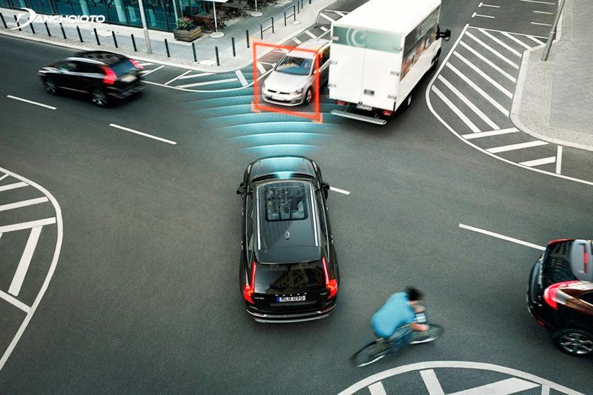 Trong tương lai xe tự lái sẽ phổ biến