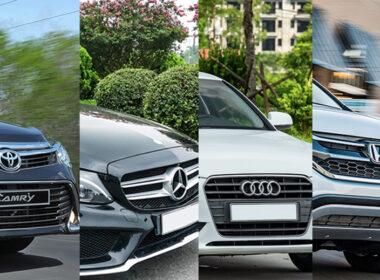Có 800 triệu nên mua xe cũ gì?