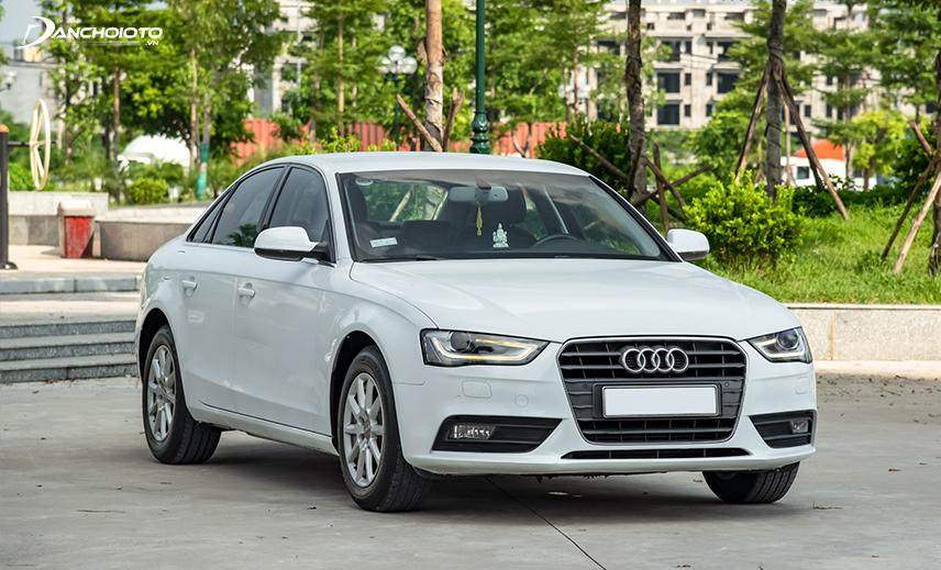 Mua xe hơi cũ 800 triệu, người mua có thể tham khảo đời Audi A4 cũ 2013