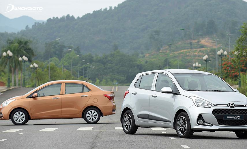 Hyundai Grand i10 là mẫu xe hạng A có doanh số bán chạy nhất phân khúc