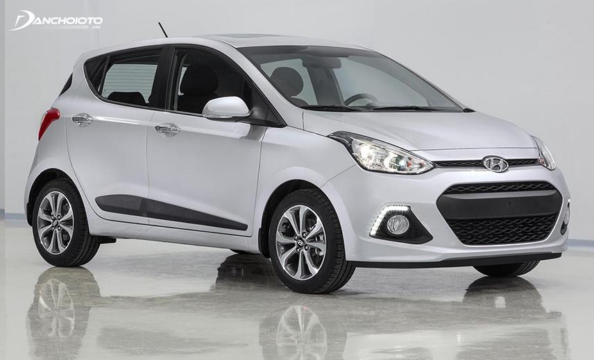 Hyundai i10 chính thức về Việt Nam từ năm 2014