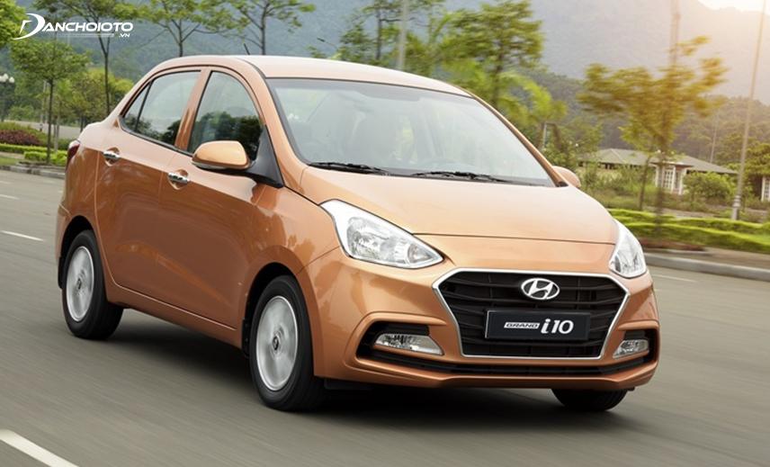 Khả năng cách âm của Hyundai Grand i10 dù không quá tốt