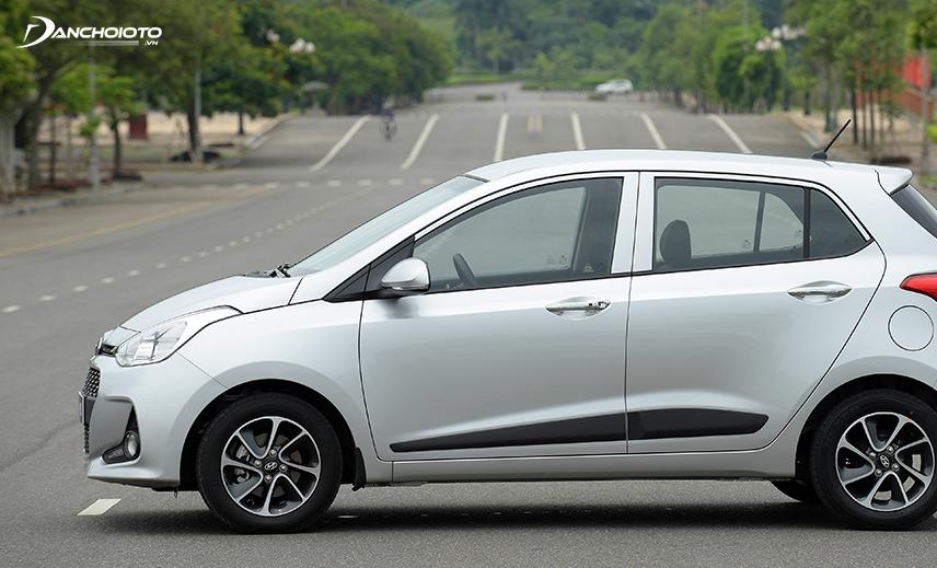 Khó thể yêu cầu cao ở một mẫu xe cỡ nhỏ tầm giá 300 triệu như Hyundai Grand i10