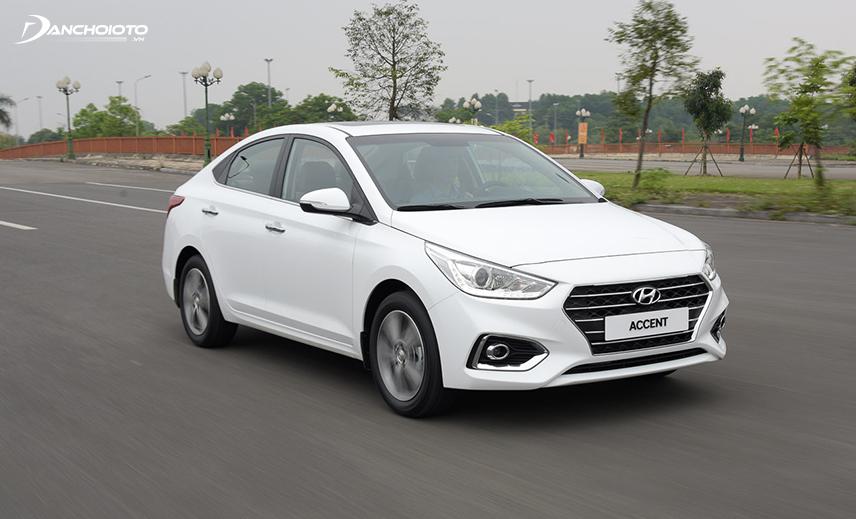 """Hyundai Accent 2018 - 2019 mới trở thành """"gương mặt"""" nổi trội nhất"""