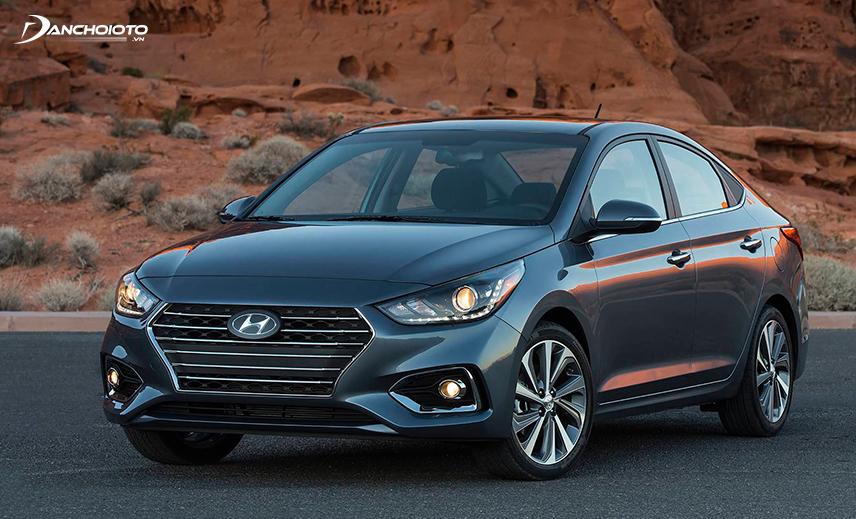 Hyundai Accent 2018 - 2019 thế hệ thứ 5 với nhiều thay đổi lớn đầy ấn tượng