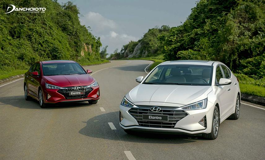 Hyundai Elantra là một mẫu xe sedan hạng C của hãng sản xuất ô tô hàng đầu Hàn Quốc - Hyundai