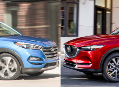 Mazda CX-5 2018 và Hyundai Tucson 2018: Crossover 5 chỗ nào tốt nhất cho gia đình?