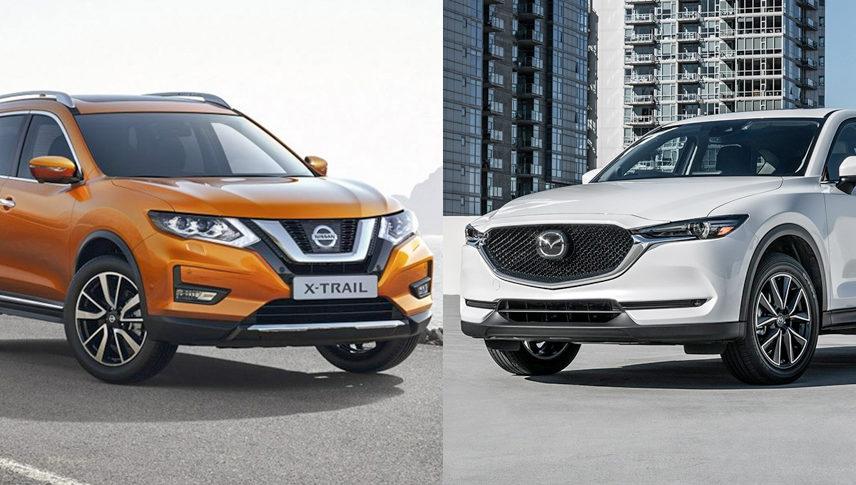 So sánh Nissan X-Trail và Mazda CX-5 2019: Xe nào đáng xuống tiền hơn?