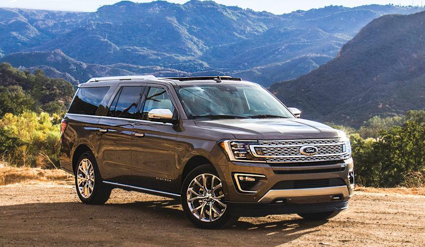 """Đánh giá xe Ford Expedition: """"Nặng ký"""" về mọi phương diện"""