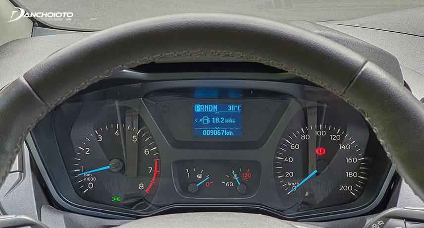 Cụm đồng hồ Ford Tourneo 2020