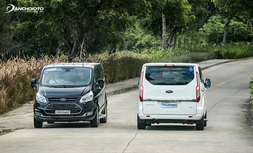 Tháng 9/2019, Ford Tourneo chính thức về Việt Nam