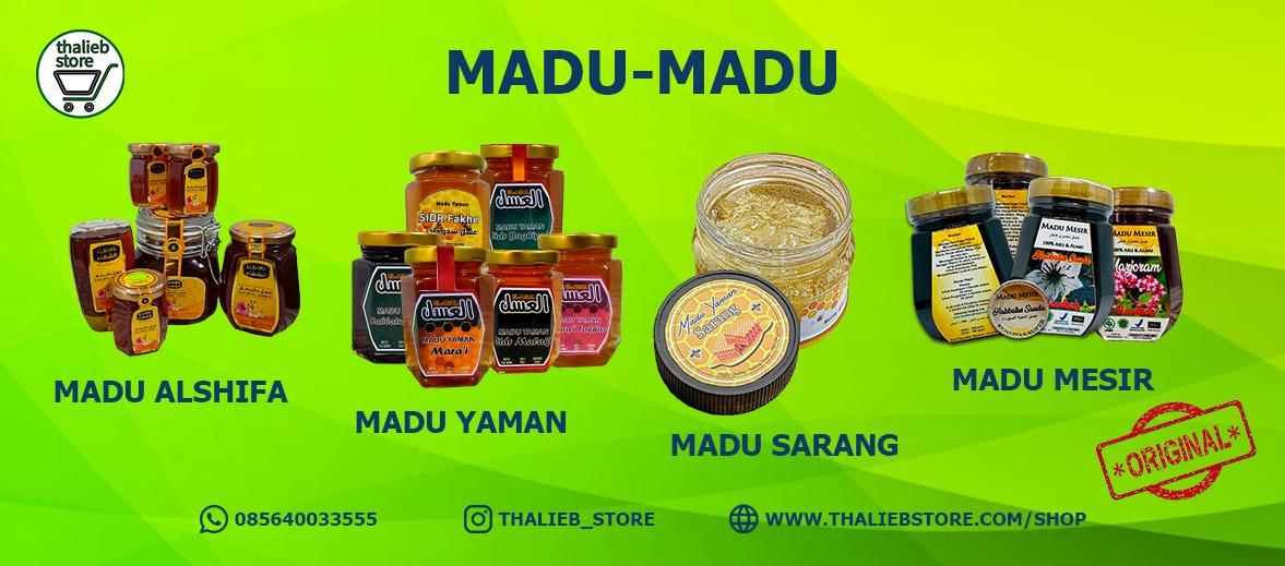 Banner Madu