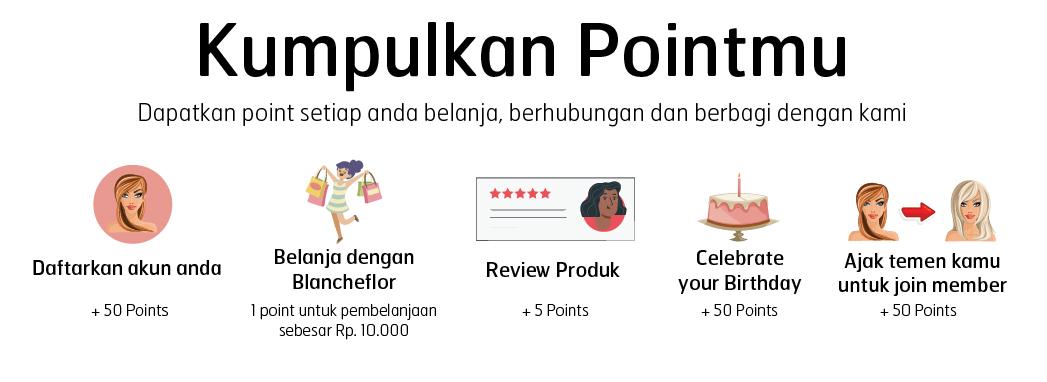 kumpulkan pointmu