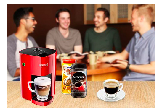 NESCAFÉ  เครื่องชงกาแฟผงสำเร็จรูป เนสกาแฟ
