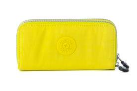 กระเป๋าสตางค์ KIPLING รุ่น UZARIO สี Bright Yellow