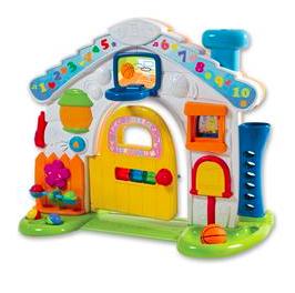 DISNEY  ของเล่นบ้านหรรษา Baby Peek a Boo Fun House DISNEY