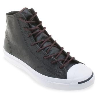 Converse รองเท้าผ้าใบหุ้มข้อ Jack Purcell Mid