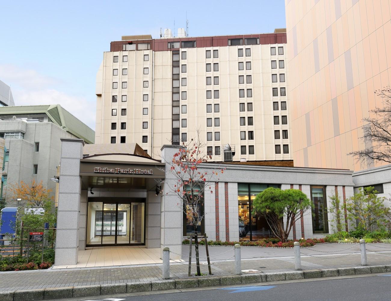 รูปจาก http://en.shibaparkhotel.com