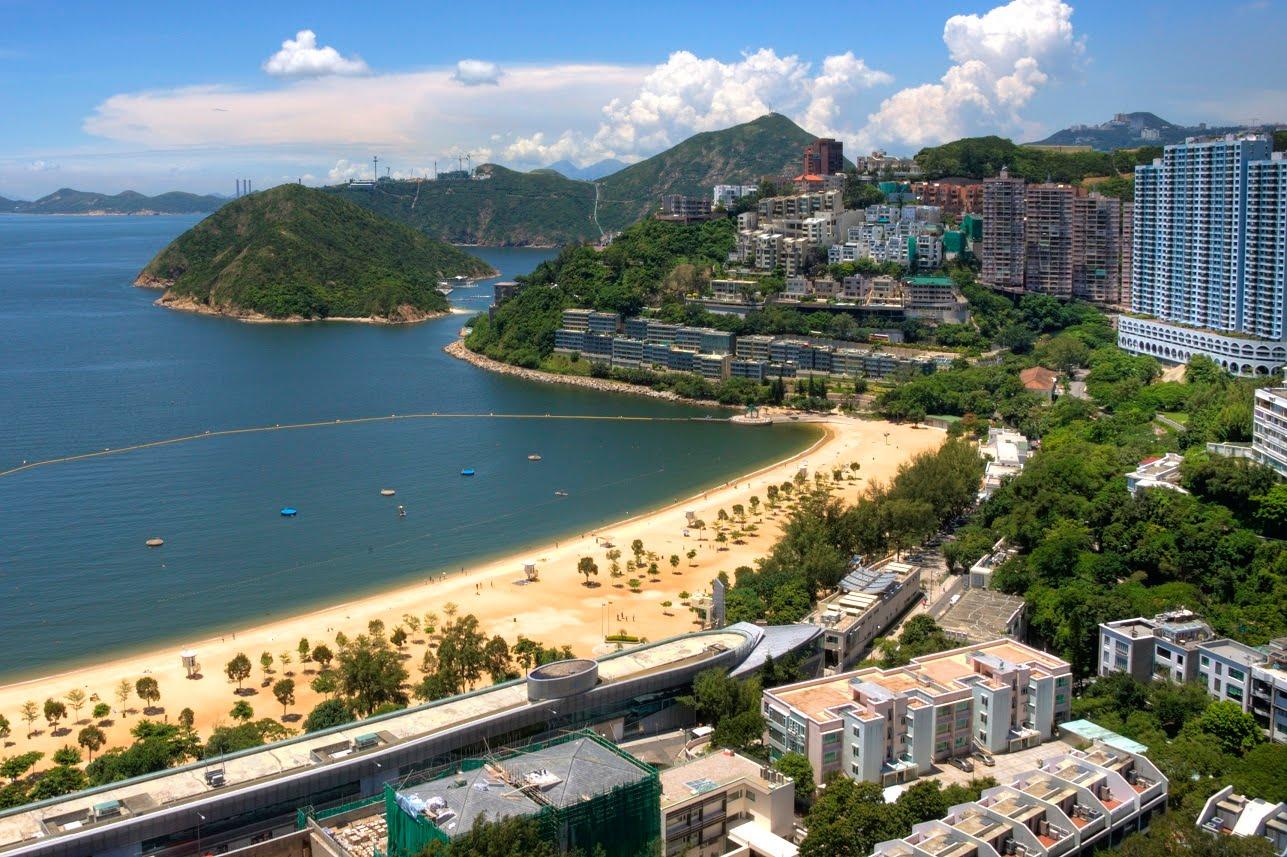 หาดรีพัลส์เบย์ เที่ยวฮ่องกง