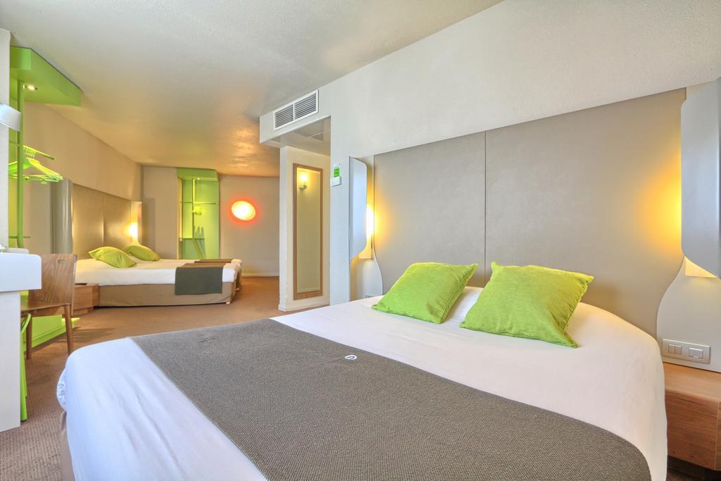 โรงแรม ปารีส Campanile Roissy CDG Villepinte
