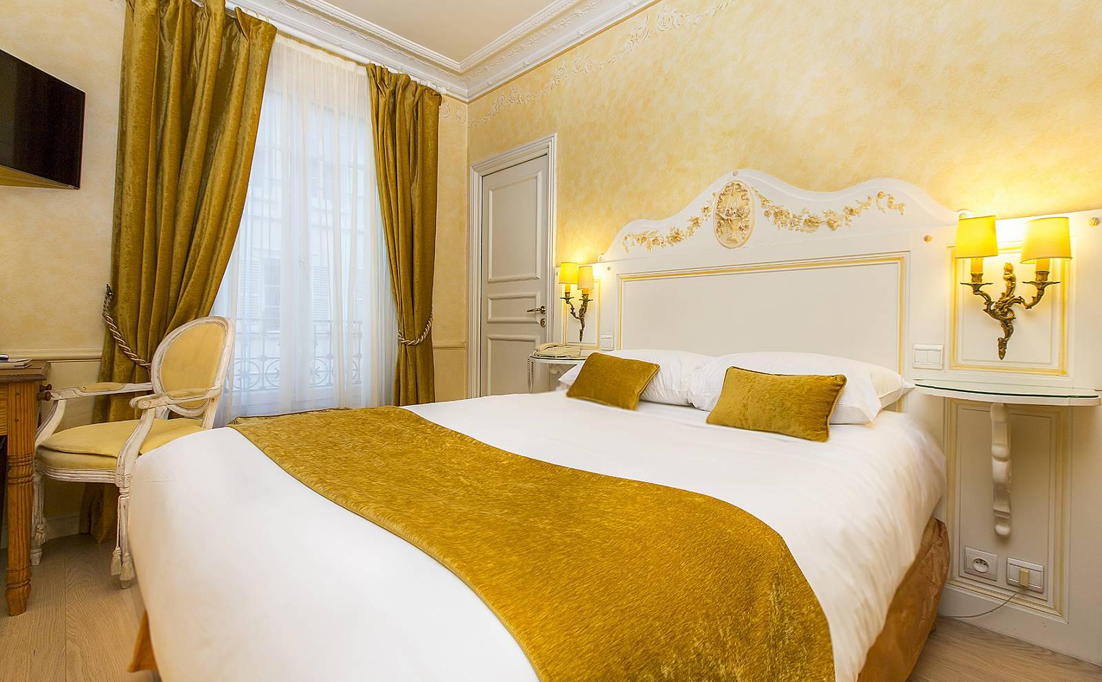 โรงแรม ปารีส Hotel Gavarni Paris