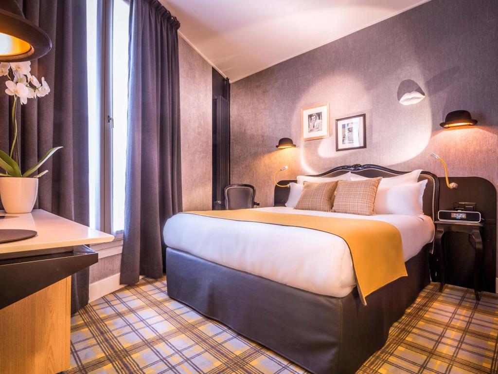 โรงแรม ปารีส Best Western Premier Opera Faubourg
