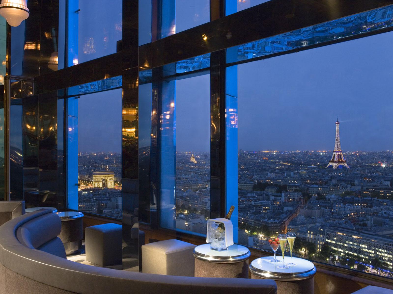 โรงแรม ปารีส Hyatt Regency Paris Etoile