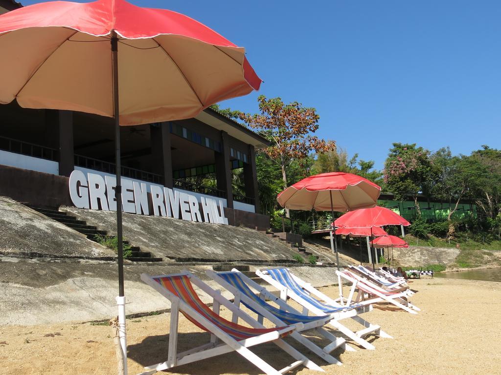 Green River Hill Resort กรีน ริเวอร์ ฮิลล์ รีสอร์ท