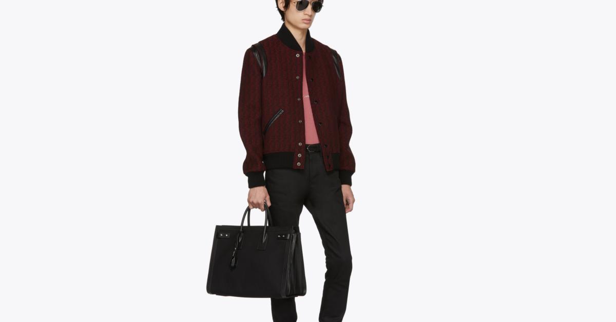 กระเป๋า Black Sac Du Jour Tote