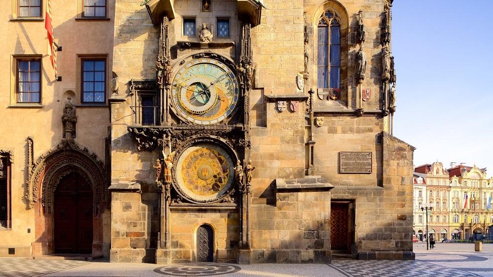 Astronomical Clock นาฬิกาดาราศาสตร์ กรุงปราก