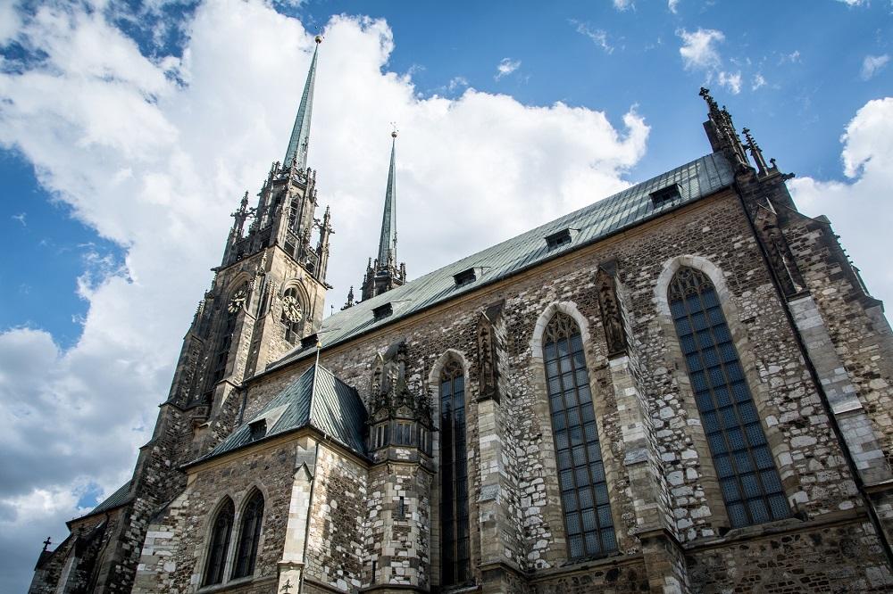 Cathedral of Saints Peter and Paul มหาวิหารเซนต์ปีเตอร์และพอล กรุงปราก