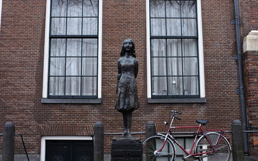 Anne Frank House บ้านแอนน์ แฟรงค์