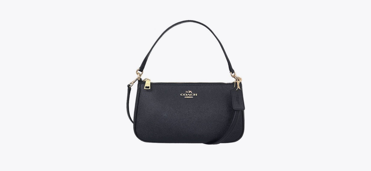 COACH F25591 TOP HANDLE POUCH
