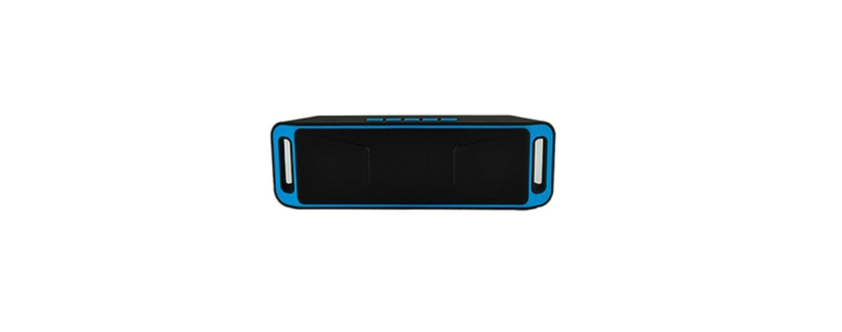 ลำโพงบลูทูธ Wireless Speaker รุ่น S208