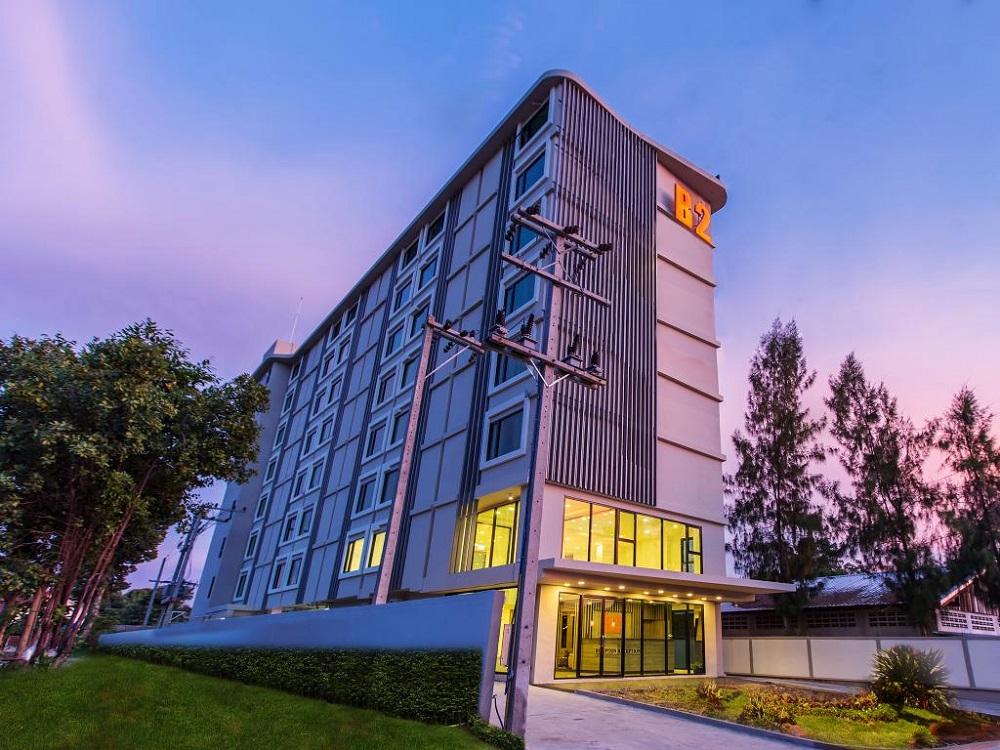 โรงแรม อุบลราชธานี